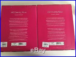 2 X Royal Albert Old Country Roses 20 Piece Cutlery Set ($249 x 2)BNIB RRP $ 498