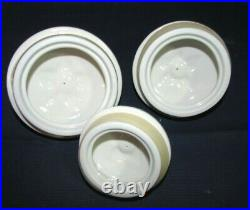 3 Royal Albert Old Country Roses Canister Set