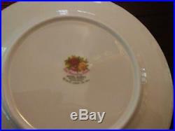 58 Pcs. Old Country Roses Royal Albert Bone China England Ltd. 1962