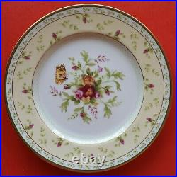 6 Royal Albert Old Country Roses Seasons of Colour Spring Accents Salad Plates