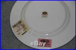 8 Royal Albert OLD COUNTRY ROSES 8 Salad Plates NWT