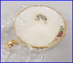 Beautiful Rare Royal Albert Old Country Roses Bone China England Set 47 Pieces