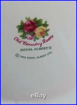 Beautiful Royal Albert Old Country Roses Toast Rack RARE