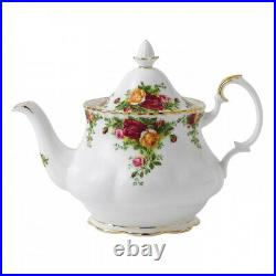 NEW Royal Albert Old Country Roses Teapot Large