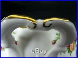 Old Country Roses Large Soup Tureen, Good Condition, 1993-2002, Royal Albert