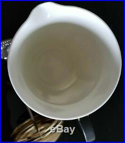 Old Country Roses Royal Albert Cafetier Coffee Maker Bone China England