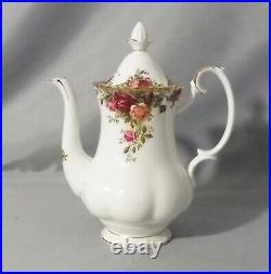 Old Country Roses v. Royal Albert, Kaffeeservice f. 6 Personen 21tlg. Günstig