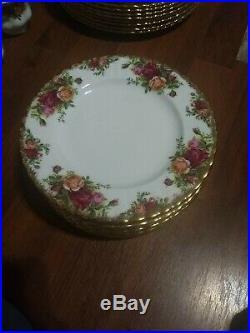 Old country roses royal albert china dinnerware