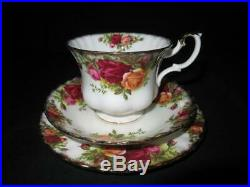 Royal Albert 21 Piece Old Country Roses Coffee Service