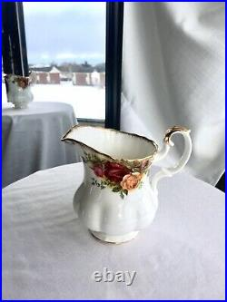 Royal Albert Authentic Bone China Tea Set (9 Piece)
