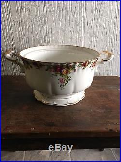 Royal Albert Bone China Old Country Roses Soup Tureen No Lid