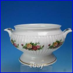 Royal Albert China Old Country Roses Chowder or Soup Tureen