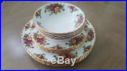 Royal Albert LTD. Country Roses 20 Piece Set