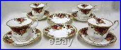 Royal Albert OLD COUNTRY ROSES Beautiful 40 Piece Set