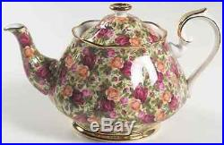 Royal Albert OLD COUNTRY ROSES CHINTZ COLLECTION Tea Pot 2153728