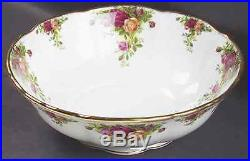 Royal Albert OLD COUNTRY ROSES Fruit Bowl 618621