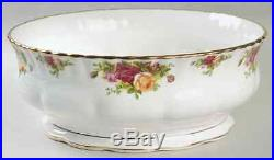 Royal Albert OLD COUNTRY ROSES Salad Serving Bowl 1913210