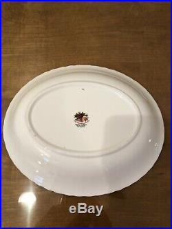 Royal Albert Old Country Rose China Service For 8