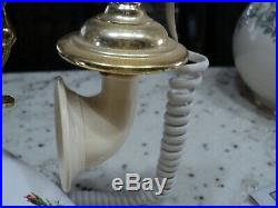 Royal Albert Old Country Rose Victorian Telephone