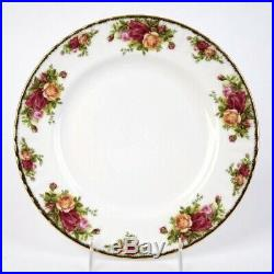 Royal Albert Old Country Roses 12 Piece Dinner Set New