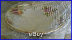 Royal Albert Old Country Roses 16 Pc Dinner Set Fine Bone China by Royal Doulton