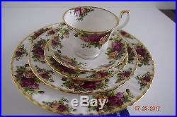 Royal Albert Old Country Roses 1962 Fine Bone China England dish set, New In Box