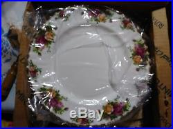 Royal Albert Old Country Roses 20Pc China Set Serve 4 Brand New Original Package