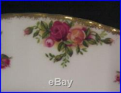 Royal Albert Old Country Roses 20 Piece Service for 4 Made in England New