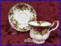 Royal Albert Old Country Roses 60-Piece Set for TWELVE