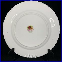 Royal Albert Old Country Roses 6x Tea Cup Saucer & Plate Trios England 1st
