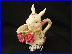 Royal Albert Old Country Roses BUNNY TEA SET
