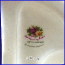 Royal Albert Old Country Roses Bone China Musical Piano
