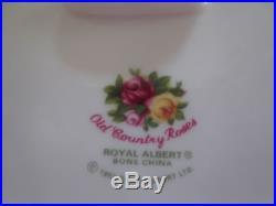 Royal Albert Old Country Roses Cheese Dish BNIB