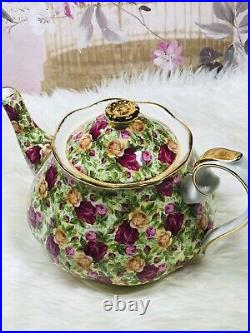 Royal Albert Old Country Roses Chintz Collection