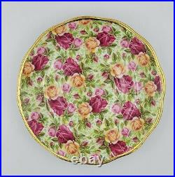 Royal Albert Old Country Roses Chintz Collection, 4 Piece Place Setting China