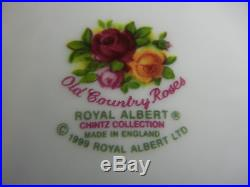 Royal Albert Old Country Roses Chintz Collection Tea Pot with Lid