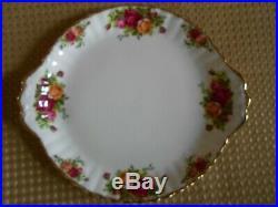 Royal Albert Old Country Roses English Bone China 24 Piece Tea Set