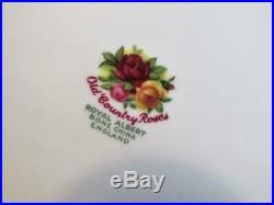 Royal Albert Old Country Roses English Bone China Dinner Set Kt6443
