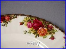 Royal Albert Old Country Roses FIRST EDITION Dinner Set for 12 England