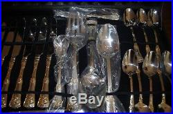 Royal Albert Old Country Roses Flatware Set New. Never Used! 18/10
