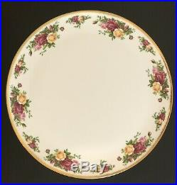Royal Albert Old Country Roses Footed Large Cake Stand