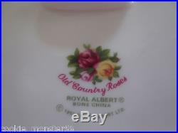 Royal Albert Old Country Roses Gift Set RARE