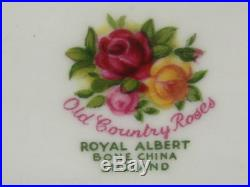 Royal Albert Old Country Roses Hot Water Jug RARE