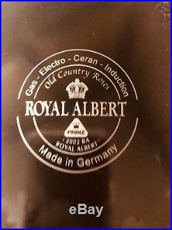 Royal Albert Old Country Roses Huge Stock Pot