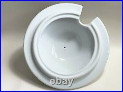 Royal Albert Old Country Roses Large Chowder Or Soup Tureen Bone China 10 tall
