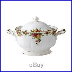 Royal Albert Old Country Roses Large Soup Tureen New