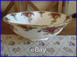 Royal Albert Old Country Roses Large bowl and pitcher jug lovely condition