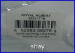 Royal Albert Old Country Roses Napkin Holder