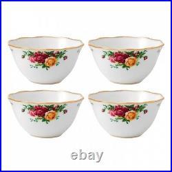 Royal Albert Old Country Roses Small Bowls, Set of 8