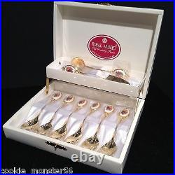 Royal Albert Old Country Roses Spoon Set (read description)